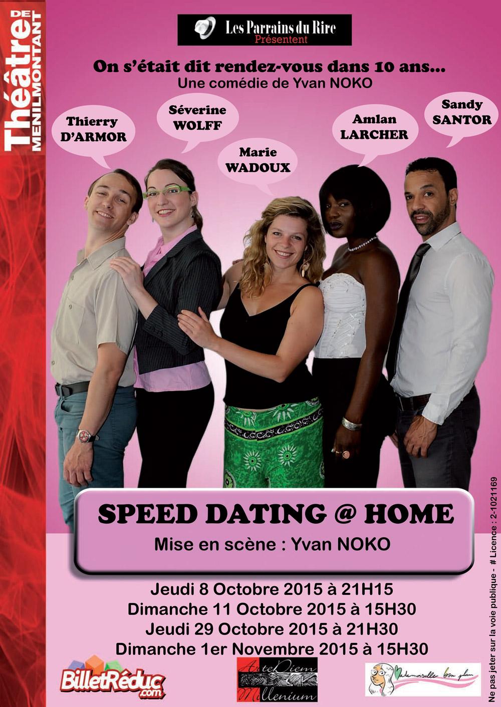Fiche speed dating